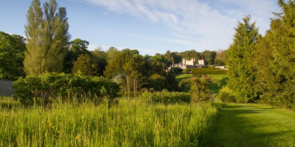 Easton Walled Gardens Meadow