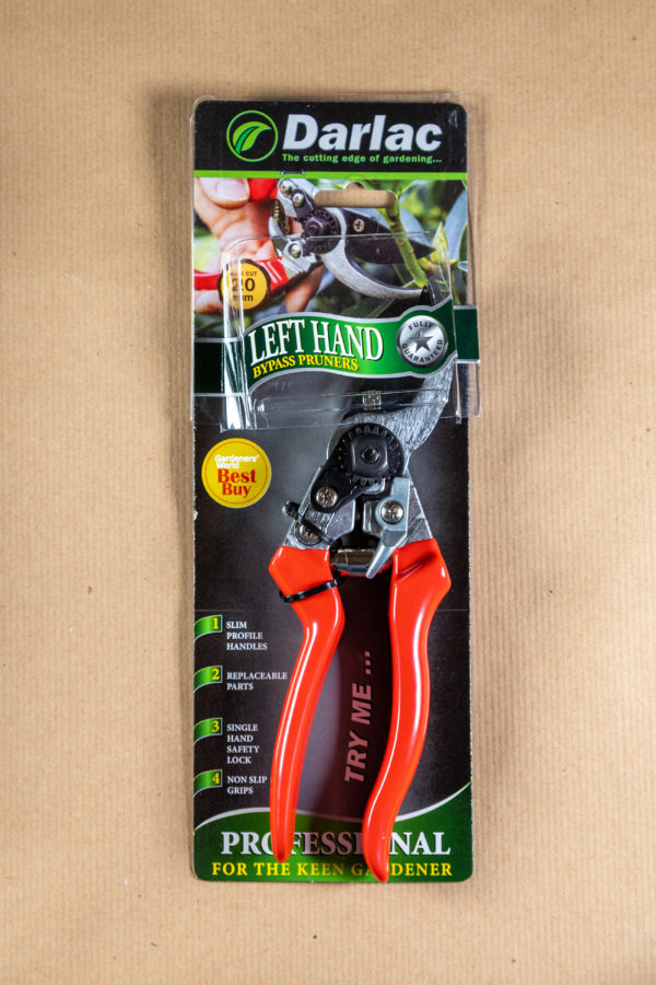 Darlac left handed pruners