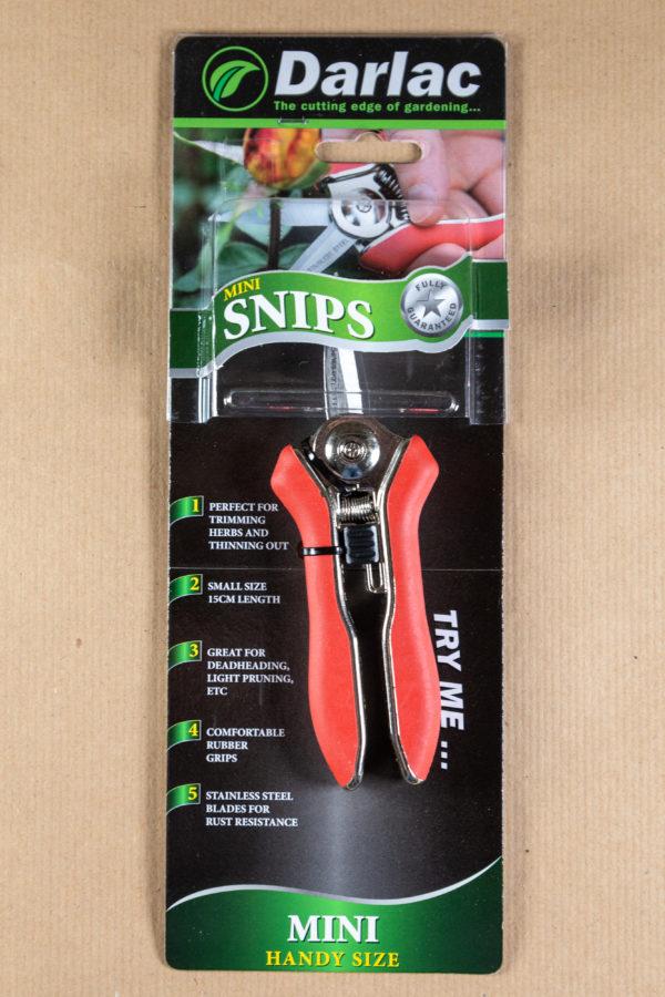 Darlac mini snips