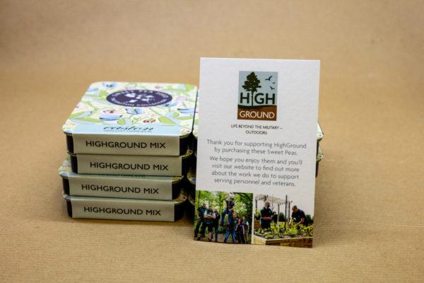 HighGround Sweet Pea Mix