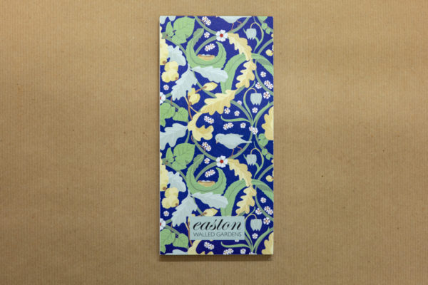 Easton Walled Gardens Magnetic Notepad - spring at Easton-