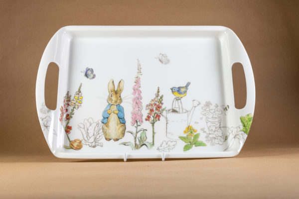 Large Peter Rabbit Tray