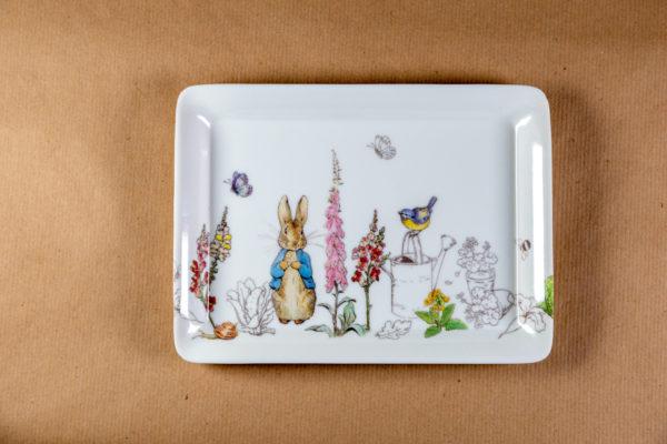 Small Peter Rabbit tray