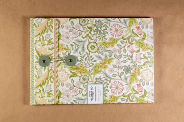 Morris and Co Drawer Liners - green tea and jasmine