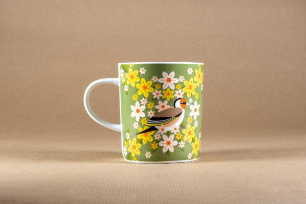 Goldfinch Mug