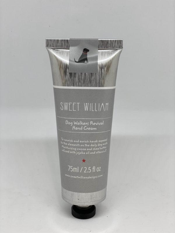 Sweet William Dog Walkers Hand Cream