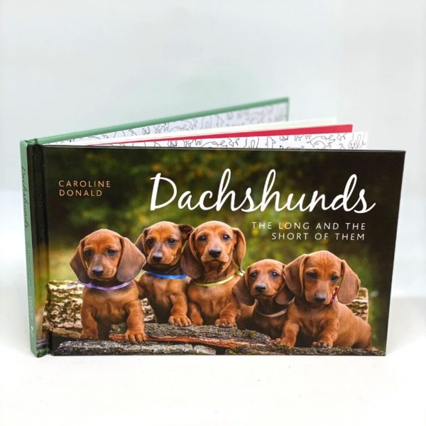 Dachshunds Book