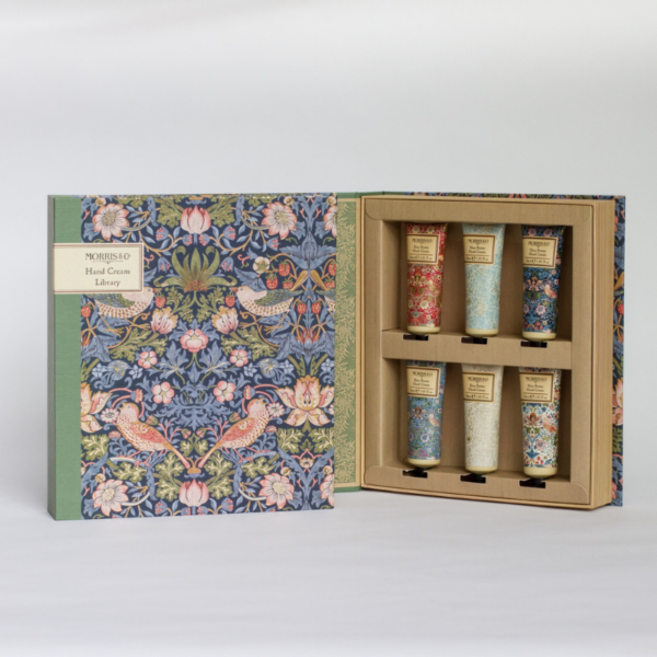 Morris and Co Hand Cream Library