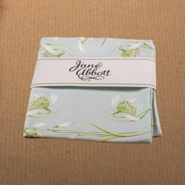 Snowdrop Tea Towel