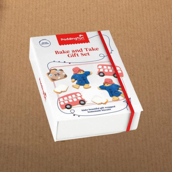 Paddington Bake and Take Gift Set