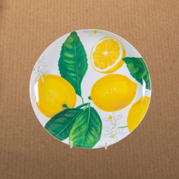 Lemon Fresh Side Plate
