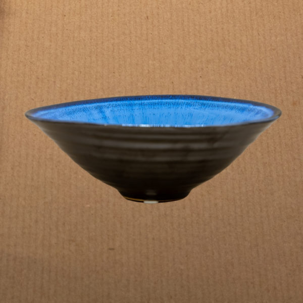 Mirella blue bowl