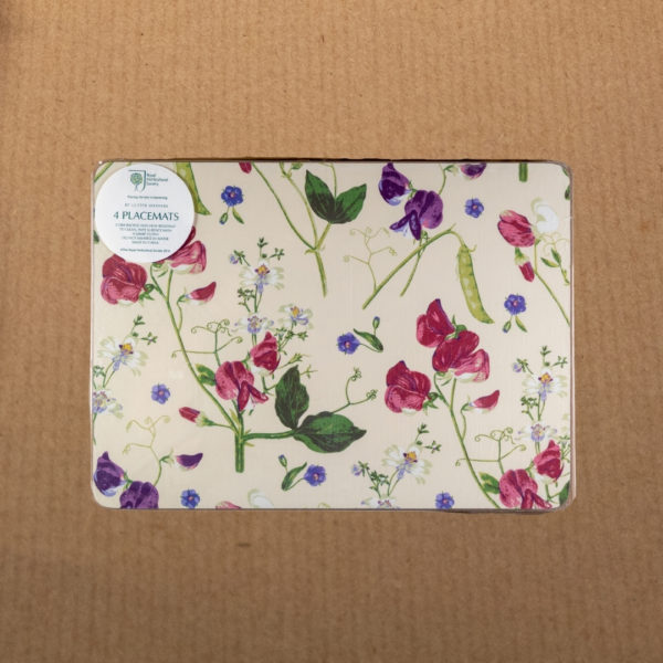 RHS Sweet Pea Placemats