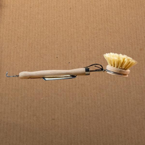 traditional dish brush